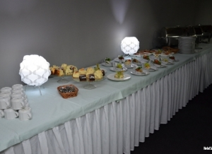 Bowling - catering